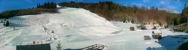 Lyžiarske centrum Mraznica - Hnilčík